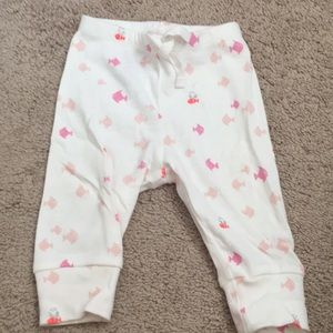 Baby Gap 6m fish pants